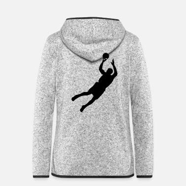 Basketball Men basketball - Vrouwen fleece jack