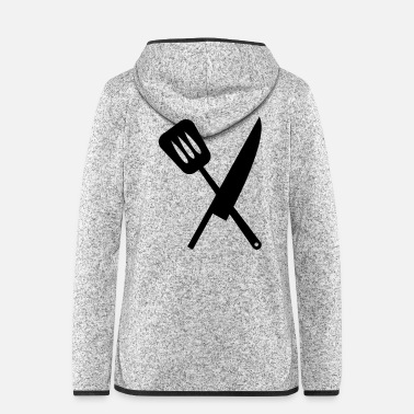 Cuisine Cuisine - Women's Hooded Fleece Jacket
