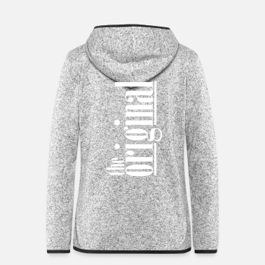 Together the original together remix father / son partnerlook - Women's Hooded Fleece Jacket