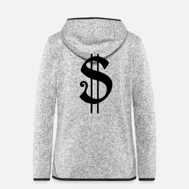 Dollar dollar - Women's Hooded Fleece Jacket