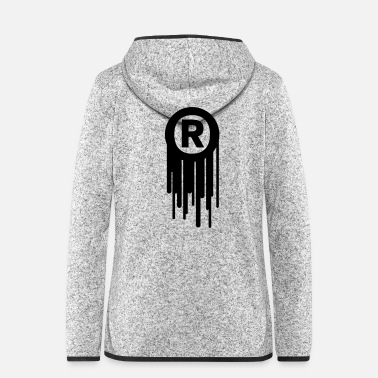 Right Rights - Women's Hooded Fleece Jacket