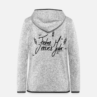 New Year New Year - Women's Hooded Fleece Jacket