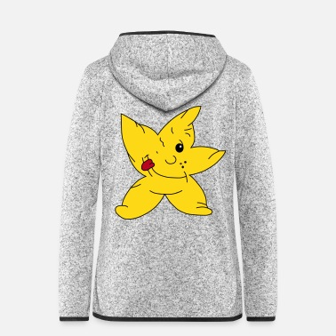 Stella star - Women's Hooded Fleece Jacket