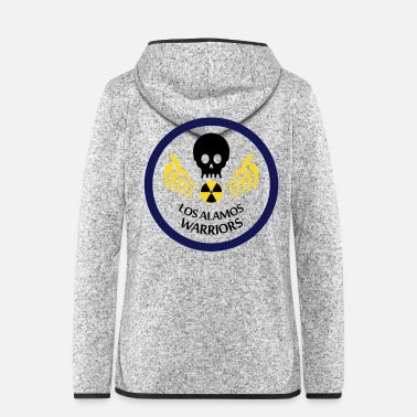 Apocalypse Los Alamos Warriors (LAW) - Women's Hooded Fleece Jacket