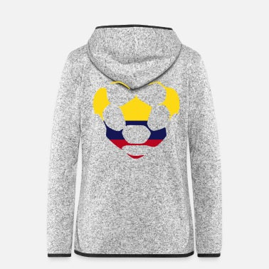 Corazon COLOMBIAheart - Vrouwen fleece jack