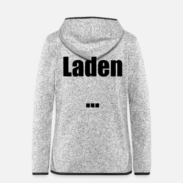 Laden Laden... - Frauen Fleece Kapuzenjacke