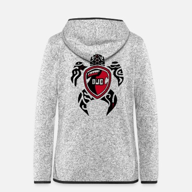 Chaos Team Chaos | Duo - Frauen Fleece Kapuzenjacke