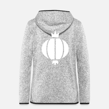 Pumpkin Pumpkin pumpkins melon melons fruit crown healthy - Women's Hooded Fleece Jacket
