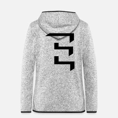 Shade 'E' shading - Women's Hooded Fleece Jacket