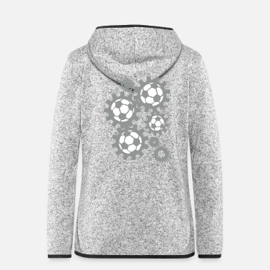 Foot foot gear - Women's Hooded Fleece Jacket
