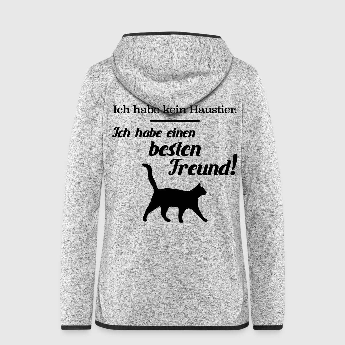 haustier bester freund katze kater spruch spr che von rockitshirts spreadshirt. Black Bedroom Furniture Sets. Home Design Ideas