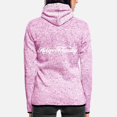 Mooi hetero friendly - Vrouwen fleece jack