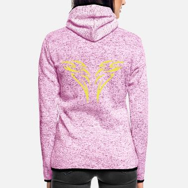 Beautiful tattoo 2 - Women's Hooded Fleece Jacket