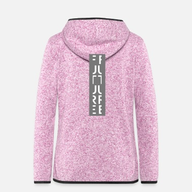 Future FUTURE - Women's Hooded Fleece Jacket