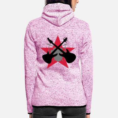 Band band - Women's Hooded Fleece Jacket