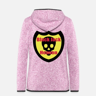 Jack Black Jack - Frauen Fleece Kapuzenjacke