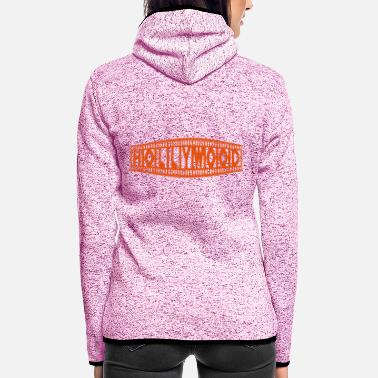 Hollywood Hollywood - Women's Hooded Fleece Jacket