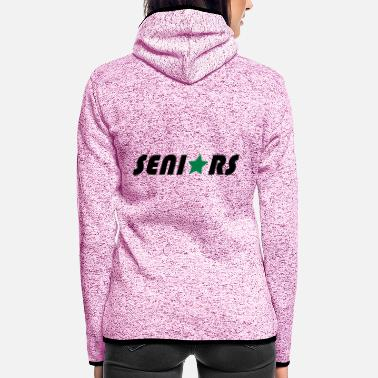 Senior seniors - Women's Hooded Fleece Jacket