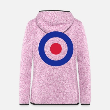 Mode Mod - Vrouwen fleece jack