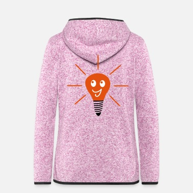 Light light - Women's Hooded Fleece Jacket