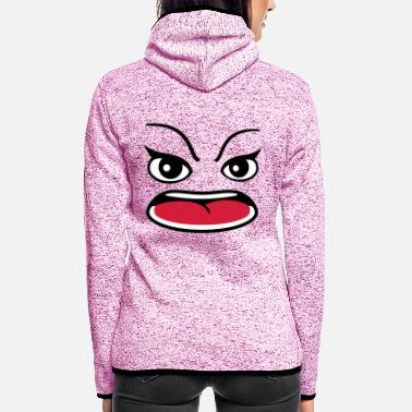 Evil evil - Women's Hooded Fleece Jacket