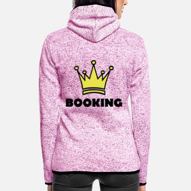 Book booking - Women's Hooded Fleece Jacket