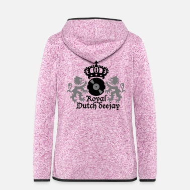 Deejay Royal Dutch deejay - Vrouwen fleece jack