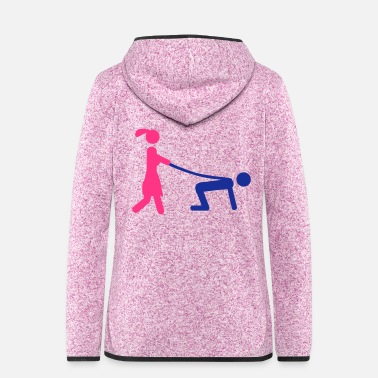 Marry married - Women's Hooded Fleece Jacket