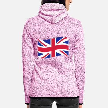 Uk UK - Vrouwen fleece jack