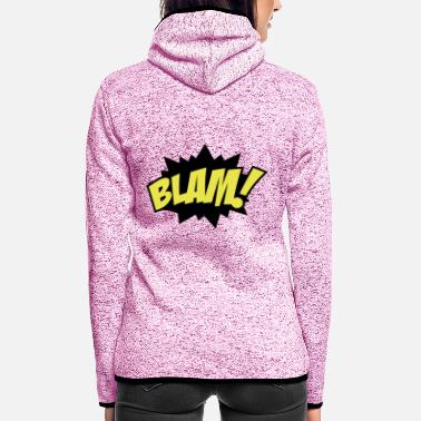 Explosion explosion - Women's Hooded Fleece Jacket
