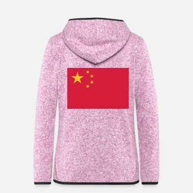 China China - Women's Hooded Fleece Jacket