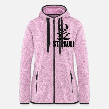 St. Pauli St Pauli - Women's Hooded Fleece Jacket