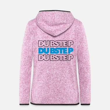 Dubstep DUBSTEP - Vrouwen fleece jack