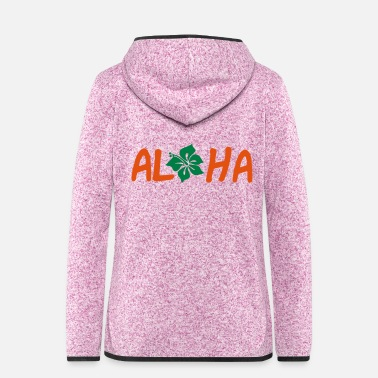 Hawaii Hawaii - Vrouwen fleece jack