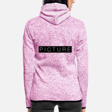 Picture Picture - Frauen Fleece Kapuzenjacke