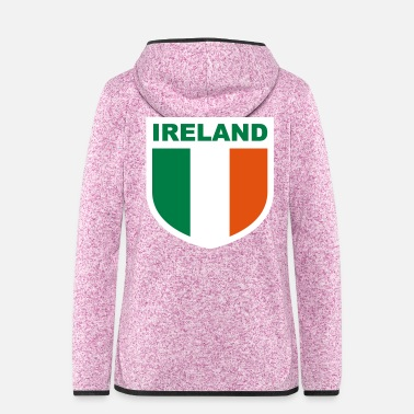 Patriot ireland_new - Vrouwen fleece jack