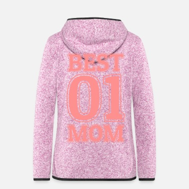 Best Mom best Mom - Vrouwen fleece jack