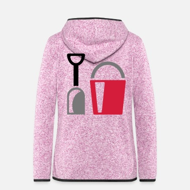 Toy Toys - Women's Hooded Fleece Jacket