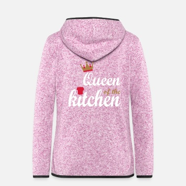 Hobby hobby cook - Women's Hooded Fleece Jacket