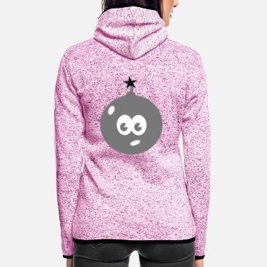 Cannonball explosive - Women's Hooded Fleece Jacket
