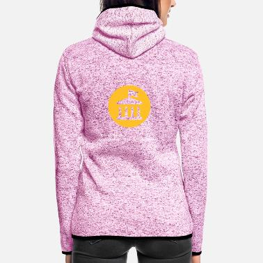 Government CSS Pun: Government - Women's Hooded Fleece Jacket