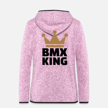 Bmx BMX - Women's Hooded Fleece Jacket