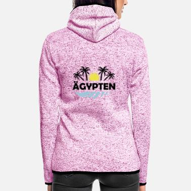 Egypt Egypt - Women's Hooded Fleece Jacket