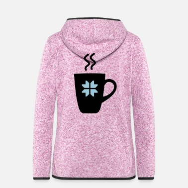 Punch Punch Mug - Women's Hooded Fleece Jacket