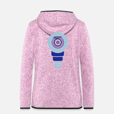 Light Light bulb Light Lamp | Lighting | electricity - Women's Hooded Fleece Jacket