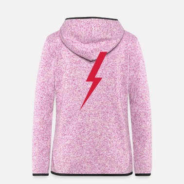 Lightning lightning - Women's Hooded Fleece Jacket