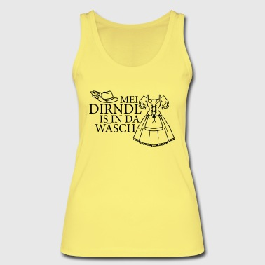 NO DIRNDL - Women's Organic Tank Top by Stanley & Stella