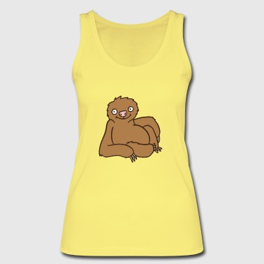 sloth - Women's Organic Tank Top by Stanley & Stella