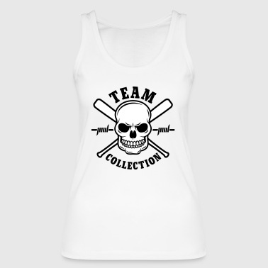 Team Collection Skull - Frauen Bio Tank Top von Stanley & Stella