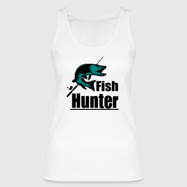 Fish Hunter - Pesca - Top ecologico da donna di Stanley & Stella